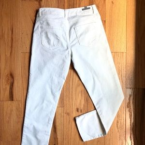 LC Lauren Conrad Jeans - Women's white skinny jeans